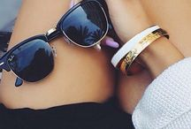 Sweet Shades / styling sunglasses and sunnies!