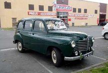 Voitures exceptionnelles années 50 / Les voitures de fifties venues en magasin