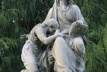 Cemeteries can be quite beautiful...
