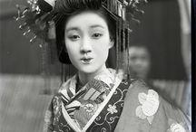 Japan : Oiran & Tayuu