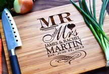 personalized wood