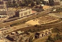 University of Scranton Aerial Views / Bird's eye views of the University of Scranton, as well as the city of Scranton itself