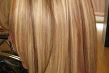 Hair color ideas  / by Lesley Black