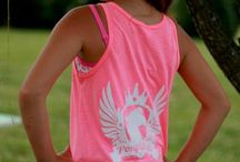 Perfect Summer Barn Tanks / http://www.ponyglam.com/shop