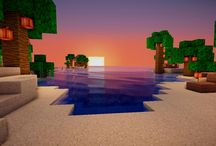 Minecraft Landscape / by Minecraft Gallery
