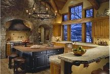 Kitchens / by Stephanie Butler Photography