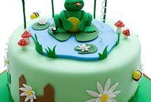 Cake Ideas / by Alicia Coats