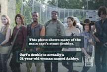 "44 things you didnt`t know about "" The Walking Dead"""