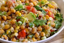 Healthy Recipes – with Pulses! / Pulses are the delicious, nutritious and versatile superfoods you know as dry peas, beans, chickpeas and lentils. Use them to add a nutrition boost to breakfast, lunch, dinner and even dessert recipes!  / by The Nutrition Twins