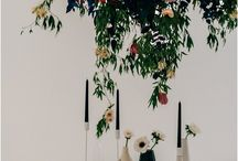 Trend: Hanging Floral Installations