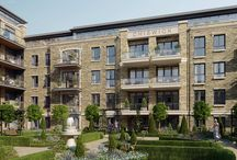 Blocks UK / Chiswick, Fulhalm Reach, Fulhalm Riverside