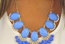 Statemant nyaklánc - necklace