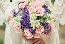 Wedding Soft bouquet