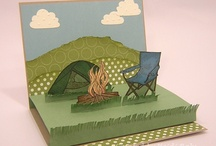 Stampin' Up! - Pop Up Cards