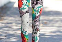 Sport Outfit Leggings