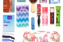 Back to School / All things necessary for sending the kiddos back to school in the fall!