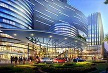 retail mall complex