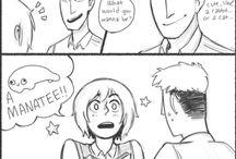 Attack on titan comic