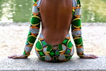 African inspired