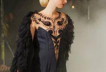 Broderie D'Art / Haute Couture Borduurwerk