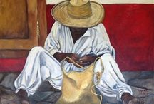 Mexican Artists / A collection of works from the Mexican artists represented by Agora Gallery!