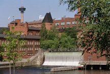 Tampere, hometown