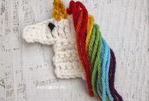 crochet parches