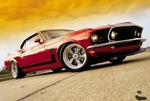 My dream car / For as long as i know myself the american muscle cars have been my favorite. I hope one day i will own one.