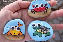 Rock Art - Kindness Rocks ideas