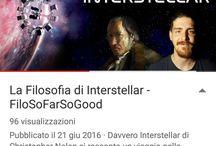 Instagram Video nuovo di zecca! :D  Si parla della #filosofia di #interstellar!  Non perdetevelo!  #FiloSoFarSoGood #Hegel #fantascienza #Nolan