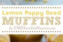 Sweet Tasty Muffins & Cookies