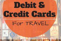 Best debit/credit cards for travel