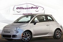 Fiat / Used Fiat from Off Lease Only