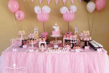 """Sweet table """"Minnie Mouse"""""""