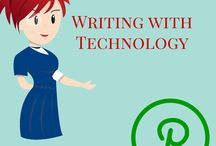 Writing with Technology Tips / Fast tips for writing with technology.