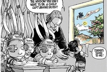 Cartoons on the Renewal of Education / by Antonio Figueiredo