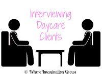 daycare info