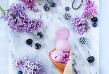 The Color Purple / purple, lavender lovely.