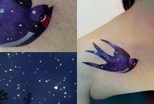 Tattoo daydream