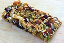 Recipes - Healthy Bars