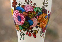 porcelan art