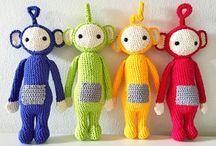 Teletubbies - DIY! / Fun Teletubbies craft activities to make a do