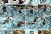 Hot Tub yoga and fitness / yoga and fitness + jacuzzi