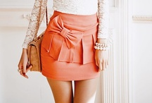 Wardrobes / What girl doesn't love some great outfit ideas? / by Rachel Holden