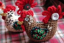 I love chooks/chickens / by Morrowville Gifts