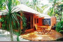 Thailand accommodation / Beach huts, cottages and awesome looking bungalows in Thailand I'd love to go to