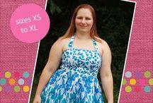 Women's Tops PDF Sewing Patterns