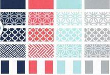 color palette idea's