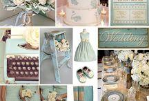 Moodboard Vintage I Hochzeit / Vintage Moodboard zur Hochzeit