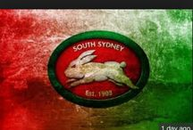 GLORY GLORY TO SOUTH SYDNEY / The RABBITOHS